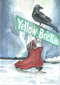 Yellow Brick Artwork